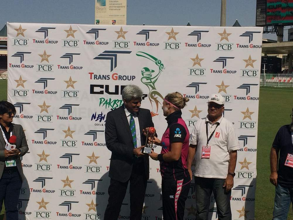 WHITE FERNS v Pakistan, 2nd T20I, Sharjah